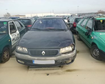 2.4.2020 Dražba automobilu Renault. Vyvolávací cena 300 Kč, ➡️ ID684988