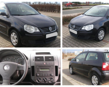 17.3.2020 Aukce automobilu VW Polo 1.2. Vyvolávací cena 10.000 Kč, ➡️ ID690286