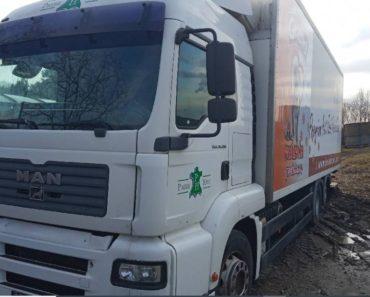 Do 12.3.2020 Aukce nákladního automobilu MAN TGA. Vyvolávací cena 80.000 Kč, ➡️ ID689476