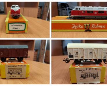 Do 27.2.2020 Aukce ostatních movitých věcí (Železniční modely). Vyvolávací cena 500 Kč, ➡️ ID684064