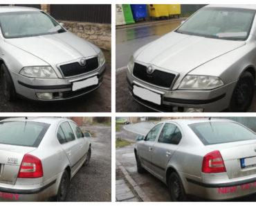 17.3.2020 Dražba automobilu Škoda Octavia. Vyvolávací cena 5.000 Kč, ➡️ ID687626