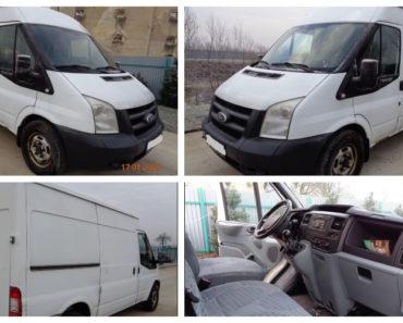 23.4.2020 Dražba nákladního automobilu Ford Transit 350M. Vyvolávací cena 36.300 Kč, ➡️ ID689767