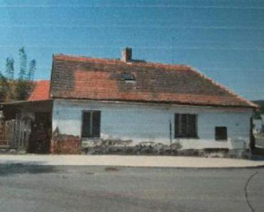 10.3.2020 Dražba nemovitosti (Rodinný dům, Dub u Prachatic). Vyvolávací cena 350.000 Kč, ➡ ID688954