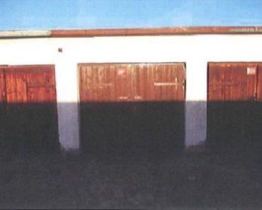 11.3.2020 Dražba nemovitosti (Garáž, Jindřichův Hradec). Vyvolávací cena 116.000 Kč, ➡ ID686434