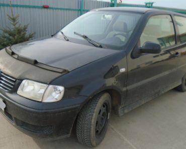 5.5.2020 Dražba automobilu Volkswagen Polo. Vyvolávací cena 7.000 Kč, ➡️ ID699430