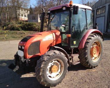 Do 9.4.2020 Výběrové řízení na prodej traktoru ZETOR PROXIMA 8441. Min. kupní cena 349.000 Kč, ➡️ ID699560