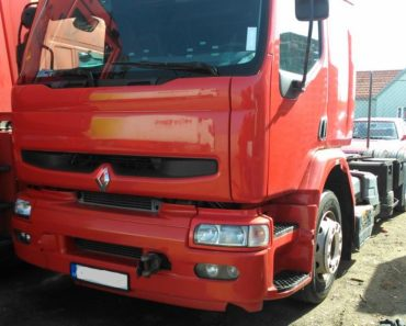 14.4.2020 Dražba nákladního automobilu RENAULT PREMIUM DISTRIBUTION. Vyvolávací cena 10.000 Kč, ➡️ ID694401