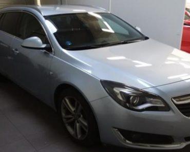 9.4.2020 Dražba automobilu Opel Insignia 2.0 CDTI. Vyvolávací cena 130.000 Kč, ➡️ ID699523