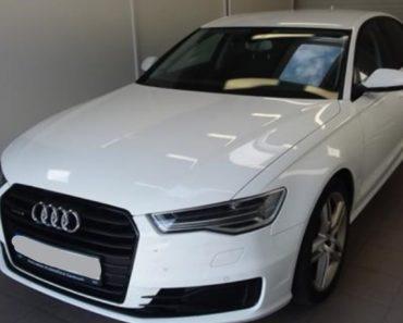 9.4.2020 Dražba automobilu Audi A6 3.0 TDI. Vyvolávací cena 390.000 Kč, ➡️ ID699539