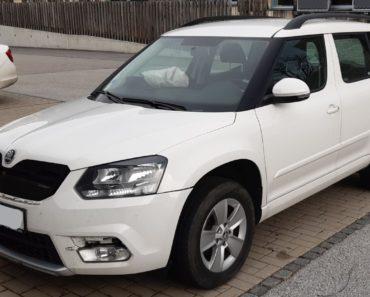 Do 9.4.2020 Výběrové řízení na prodej automobilu Škoda Yeti kombi 2.0 4x4. Min. kupní cena 147.000 Kč, ➡️ ID695685