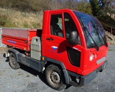 Do 9.4.2020 Výběrové řízení na prodej vozidla Multicar M30 A Fumo 2.8 4x4. Min. kupní cena 349.000 Kč, ➡️ ID695730