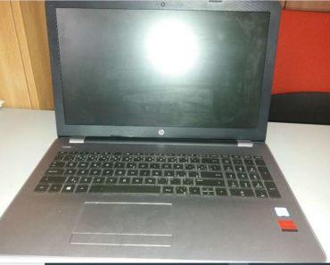 Do 31.3.2020 Výběrové řízení na prodej počítače (Notebook HP 3168NGW + zdroj). Min. kupní cena Nejvyšší nabídce Kč, ➡️ ID691785
