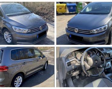 Do 31.3.2020 Aukce automobilu VW TOURAN III 1.6 TDi. Vyvolávací cena 198.000 Kč, ➡️ ID698523