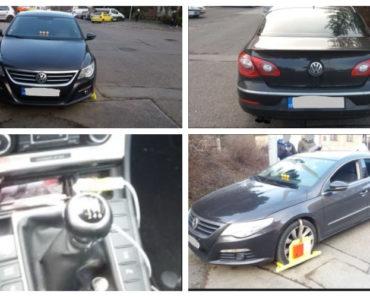 15.4.2020 Dražba automobilu VW Passat CC. Vyvolávací cena 60.000 Kč, ➡️ ID694554