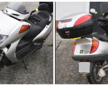 Do 20.4.2020 Aukce motocyklu Honda 125 JF05 Pantheon. Vyvolávací cena 11.000 Kč, ➡️ ID698803