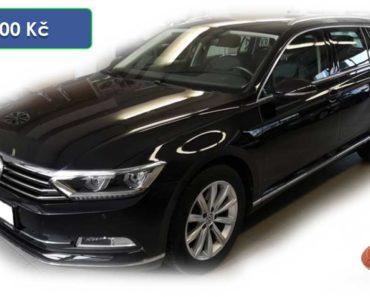 Do 30.3.2020 Aukce automobilu Volkswagen Passat Variant 2.0 TDI. Vyvolávací cena 155.000 Kč, ➡️ ID699205