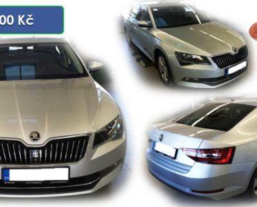 Do 30.3.2020 Aukce automobilu Škoda Superb 2.0 TDI. Vyvolávací cena 146.000 Kč, ➡️ ID699266