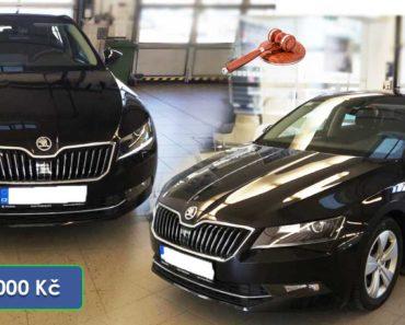 Do 30.3.2020 Aukce automobilu Škoda Superb 2.0 TDI. Vyvolávací cena 143.000 Kč, ➡️ ID699285