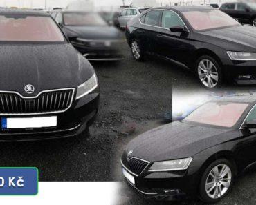 Do 30.3.2020 Aukce automobilu Škoda Superb 2.0 TDI. Vyvolávací cena 160.000 Kč, ➡️ ID699303