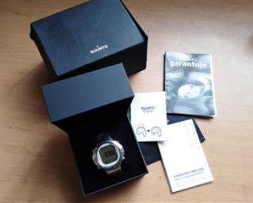 9.4.2020 Dražba ostatních movitých věcí (Potápěčské hodinky). Vyvolávací cena 4.000 Kč, ➡️ ID695253