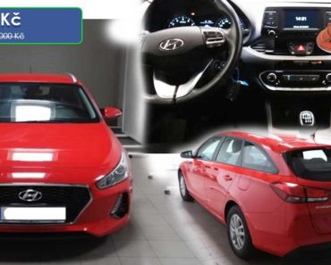 8.4.2020 Dražba automobilu Hyundai i30 T-GDI. Vyvolávací cena 150.000 Kč, ➡️ ID698818