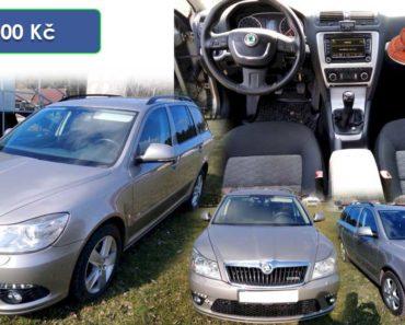 Do 26.3.2020 Aukce automobilu Škoda Octavia. Vyvolávací cena 95.000 Kč, ➡️ ID697745