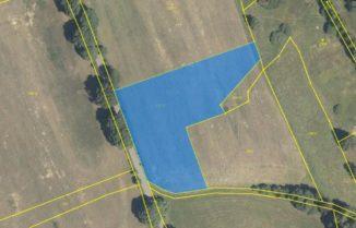 22.4.2020 Dražba nemovitosti (Pozemky - orná půda). Vyvolávací cena 60.000 Kč, ➡️ ID698608