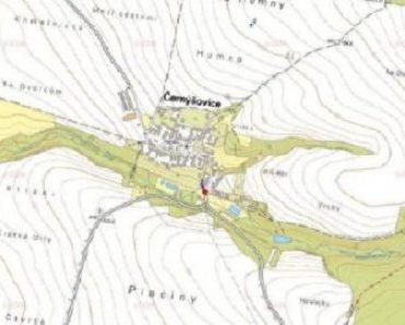 26.3.2020 Dražba nemovitosti (Pozemek o velikosti 100 m2, Černýšovice). Vyvolávací cena 33.000 Kč, ➡ ID697538