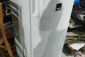 Do 20.4.2020 Výběrové řízení na prodej elektroniky (Chladnička ZANUSSI). Min. kupní cena 2.141 Kč, ➡️ ID701454