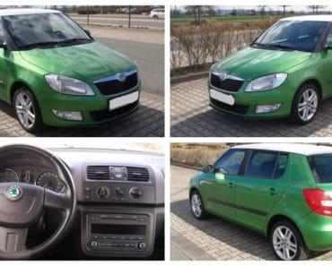 28.4.2020 Aukce automobilu Škoda Fabia 1.2 TSI. Vyvolávací cena 40.000 Kč, ➡️ ID700505