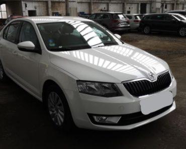 Do 9.4.2020 Aukce automobilu Škoda Octavia 1.6 TDI. Vyvolávací cena 277.000 Kč, ➡️ ID702198