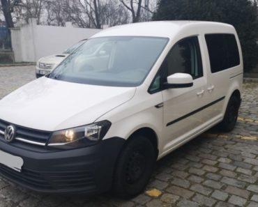 Do 9.4.2020 Aukce automobilu Volkswagen Caddy Pkw 2.0 TDI. Vyvolávací cena 130.000 Kč, ➡️ ID702209