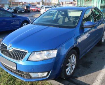 Do 9.4.2020 Aukce automobilu Škoda Octavia 1.0 TSI. Vyvolávací cena 239.000 Kč, ➡️ ID702242
