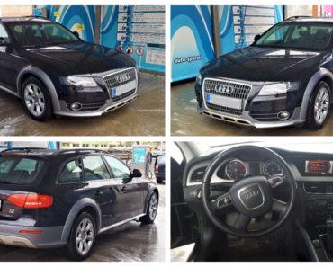 Do 7.4.2020 Aukce automobilu Audi A4 Allroad Quatro. Vyvolávací cena 176.000 Kč, ➡️ ID700288