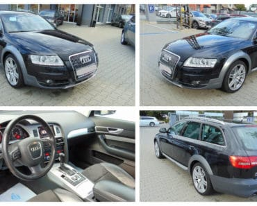 5.5.2020 Dražba automobilu Audi A6 Allroad. Vyvolávací cena 115.000 Kč, ➡️ ID700546