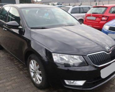Do 9.4.2020 Aukce automobilu Škoda Octavia 1.6 TDI. Vyvolávací cena 248.000 Kč, ➡️ ID702254