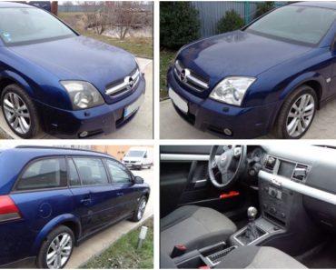 Zisková Dražba Opel Vectra 1.9 CDTI – vydraženo jen za: NEVYDRAŽENO Kč