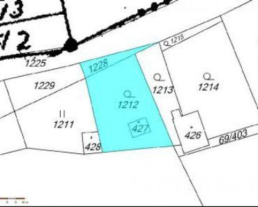 5.5.2020 Dražba nemovitosti (Pozemky o výměře 386 m2 s torzem chaty, obec Svatý Jan pod Skalou, podíl 1/2). Vyvolávací cena 136.500 Kč, ➡ ID701209