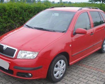17.6.2020 Aukce automobilu Škoda Fabia Combi 1.2 HTP. Vyvolávací cena 5.000 Kč, ➡️ ID715023