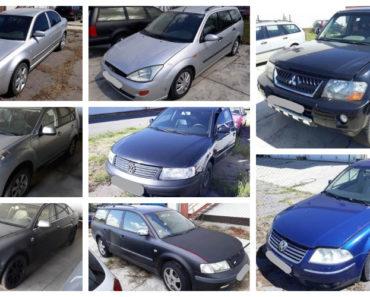Do 10.6.2020 Výběrové řízení na prodej různých vozidel - VW Passat 3x, Mitsubishi Pajero, Ford Focus, Škoda Superb, Audi A6, Citroën C. Min. kupní cena 110.500 Kč, ➡️ ID714682
