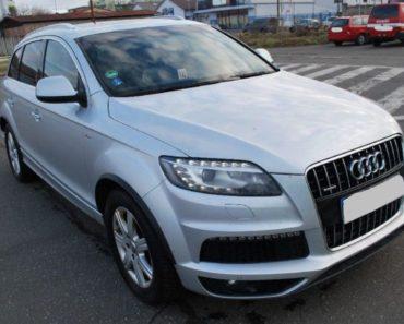 Do 1.6.2020 Aukce automobilu AUDI Q7. Vyvolávací cena 200.000 Kč, ➡️ ID714946