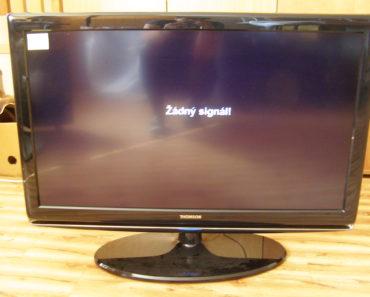 Do 27.5.2020 Výběrové řízení na prodej (Televizor THOMSON - 37FE9234B). Min. kupní cena 1.000 Kč, ➡️ ID712286