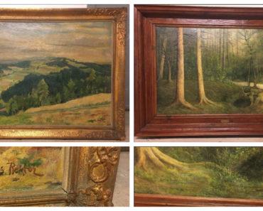 Do 25.6.2020 Aukce umění (Obrazy). Vyvolávací cena 3.000 Kč, ➡️ ID711970
