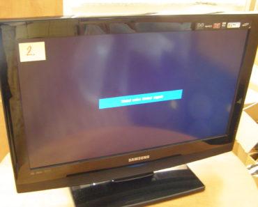 Do 27.5.2020 Výběrové řízení na prodej (Televizor Samsung - LE26B350). Min. kupní cena 500 Kč, ➡️ ID712244