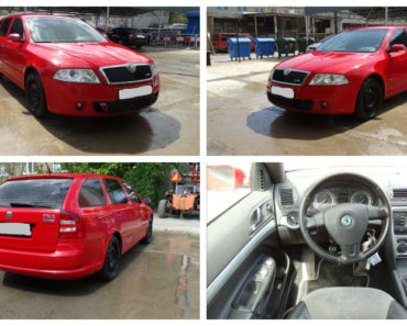 Do 2.6.2020 Aukce automobilu Škoda Octavia, combi 2,0. Vyvolávací cena 28.000 Kč, ➡️ ID715351