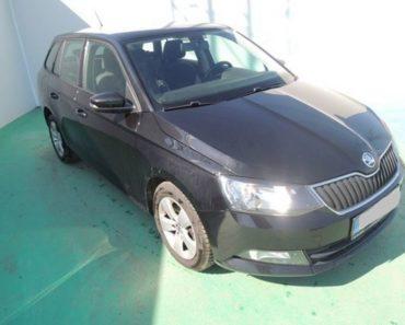 3.6.2020 Dražba automobilu Škoda Fabia 1.4 TDI, combi. Vyvolávací cena 80.000 Kč, ➡️ ID716126
