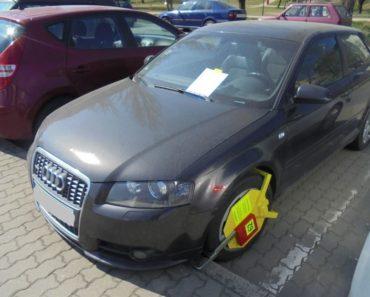 21.7.2020 Dražba automobilu Audi A3. Vyvolávací cena 22.000 Kč, ➡️ ID710763