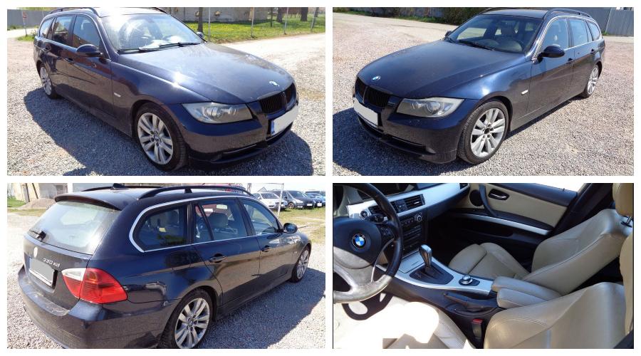 21.7.2020 Dražba automobilu BMW xD 390X. Vyvolávací cena 42.000 Kč, ➡️ ID716237