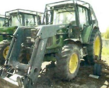 Do 15.6.2020 Výběrové řízení na prodej traktoru Johne Deere 6230. Min. kupní cena 899.030 Kč, ➡️ ID715402