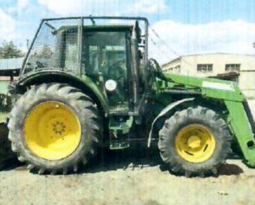 Do 15.6.2020 Výběrové řízení na prodej traktoru Johne Deere 6230. Min. kupní cena 1.086.580 Kč, ➡️ ID715418